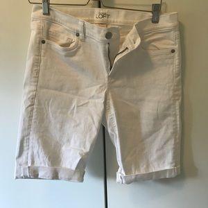 3/$25 Ann Taylor Loft bicycle shorts
